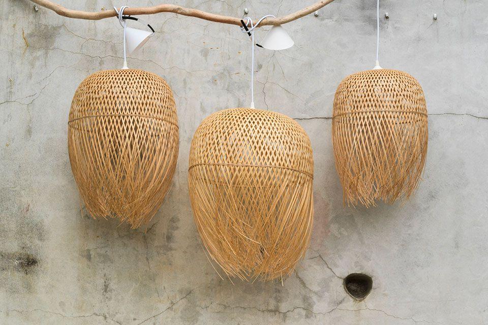 Bamboo Lights