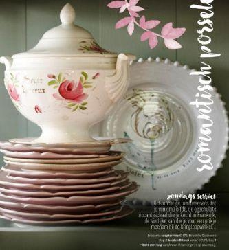 Feestelijk gedekt - Delicious magazine