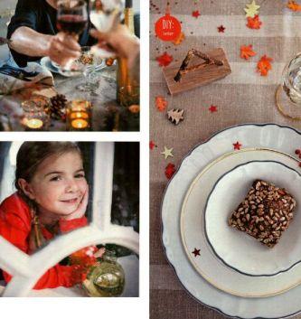 Feestelijk tafelen - Margriet
