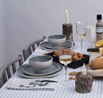 Bitossi Home  tafelsetting.
