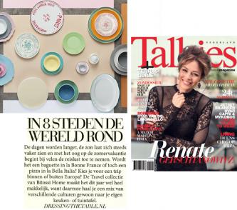 Talkies Magazine.