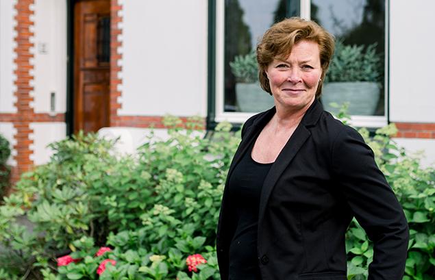 Silvia van den Hoek